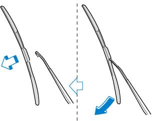 نتيجة بحث الصور عن كيف تستبدل شفرات المساحات