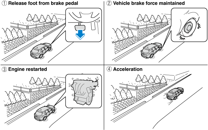 do not rely completely on the vehicle roll prevention
