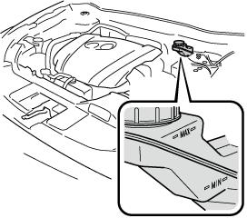mazda cx 5 owner s manual Mazda 3 Hood Diagram left hand drive model