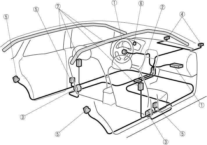 Wiring Diagram 13 Pin Towbar